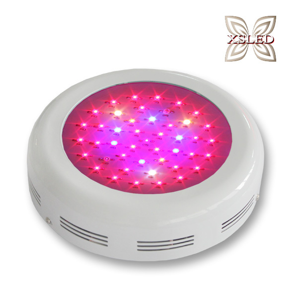Hotsale 7 spectrum hydroponic and agriculture 90W UFO Led Grow light Free shipping(China (Mainland))