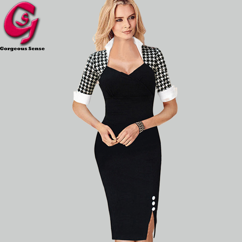 Fantastic  Dress O Neck Woolen Dresses A006in Dresses From Women39s Clothing