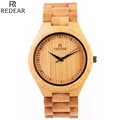 REDEAR902 all bamboo material luxury men s watch watch of wrist of high end brands fashion