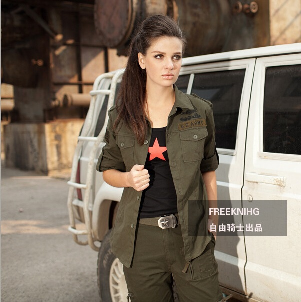 101 Airborne Division Military Long-sleeve Shirt, Women Fashion Winter&Autumn Shirt,Valentine's Shirts - Hard-working people store