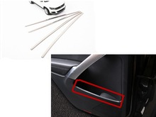 Buy Car styling door storage box container cover trim sticker vw tiguan 2010 2011 2012 2013 2014 2015 stainless steel 4pcs for $17.61 in AliExpress store