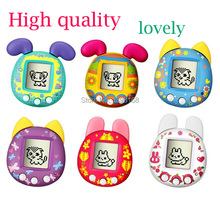 Free Shipping 2015 Electronic Digital Pet E-pet Gift Toy Game Machine for Tamagochi ,brinquedo, pet game machine send battery (China (Mainland))