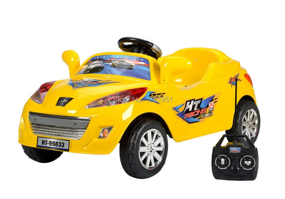 Top sellinig birthday gifts remote control kids car for Motorized vehicles for kids