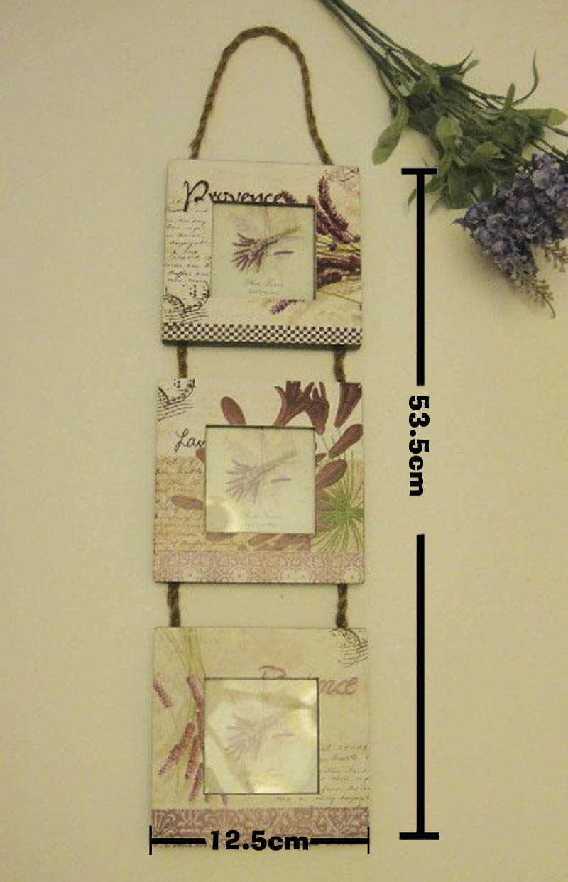 French country style provence lavender three pieces with for House decoration pieces