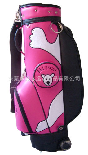 OEM manufacturers selling big-name manufacturers to supply high-quality golf balls Golf bag female models(China (Mainland))
