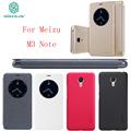 Meizu M3 Note Case Nillkin Flip Cover PC PU TPU Case For Meizu M3 Note