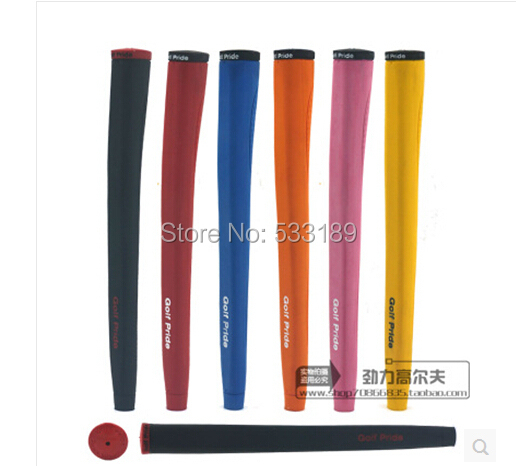 2013 NEW Rubber Golf Clubs Puter Grips Club-Making Products 2 Can mix Color golf Grip EMS