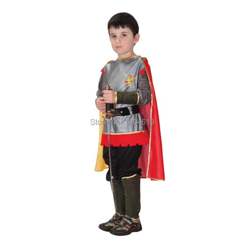 free shipping halloween prince charming masquerade costumes wholesale kids superhero costume birthday party gift cxcc - Prince Charming Halloween Costumes