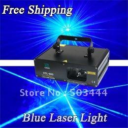party light 300mW Blue Laser Light DJ Disco Party Bar Laser Show Lighting Lights(China (Mainland))