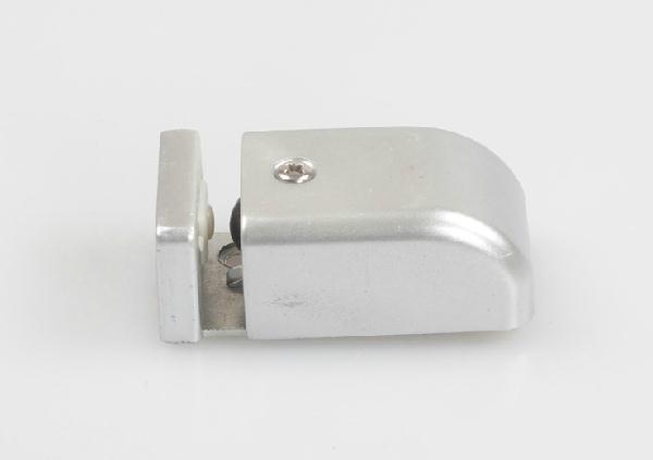 Adjustable glass door locator hanging round wheel shimmy damper limit wheel sliding wheel fixed door accessories<br><br>Aliexpress