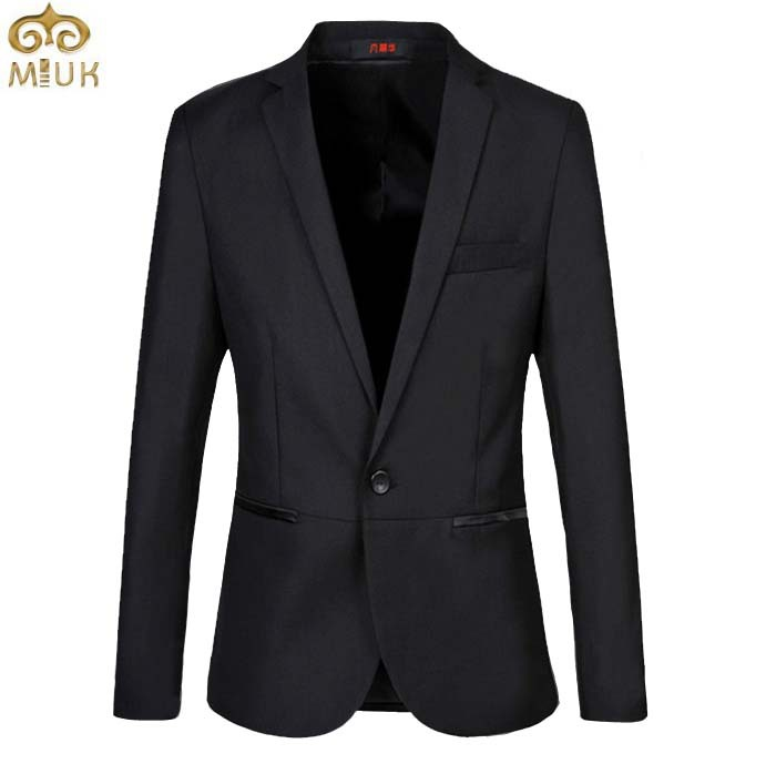 Solid Large Size 6XL 5XL Blazer Men 2015 New Arrival Black Men Blazer Slim Fit  Brand Casual Blazer Masculino XXL