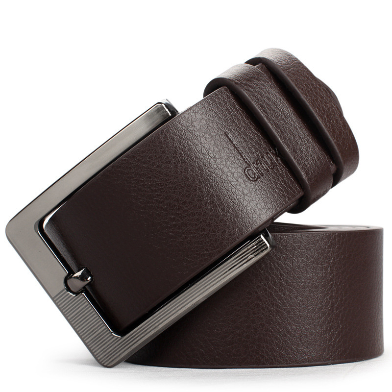 High Quality Luxury Famous Brand Jeans Belts For Men Faux Leather Men's Belt Metal Pin Buckle Men Waist Belt Free Shipping MB98(China (Mainland))