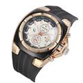 V6 Men Sports Silicone Watch Male Quartz Watch Analog Casual Fashion Military WristWatch Relogio Masculino erkek