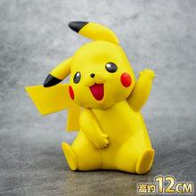 Hot Alta Qualidade Monstro de Bolso Pikachu 13 cm Detective Deadpool Pikachu Pikachu Cosplay Mãos Fazer Modelo Boneca Brinquedos Ninja Presente para(China)