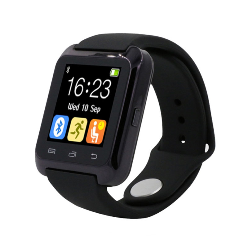 Bluetooth Smartwatch <font><b>smart</b></font> <font><b>watch</b></font> U80 U <font><b>Watch</b></font> for iPhone Samsung S6 / Note 4 3 2 HTC LG <font><b>Sony</b></font> Android phone
