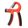 Brand New Plastic Adjustable Hand Grip Fitness Pinch Meter Portable Hand Expander Hand Gripper Exerciser Tool