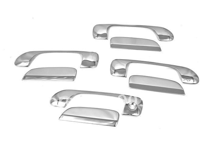Chrome Door Handle Cover - Ci.vic 01-05 free shipping<br><br>Aliexpress