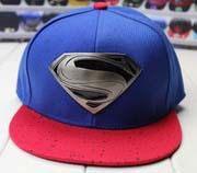 2019 nouvelle marque casquettes de Baseball pour hommes snapback superman S logo unisexe chapeau diamant casquettes hiphop mode cadeau pour hommes et femmes(China)