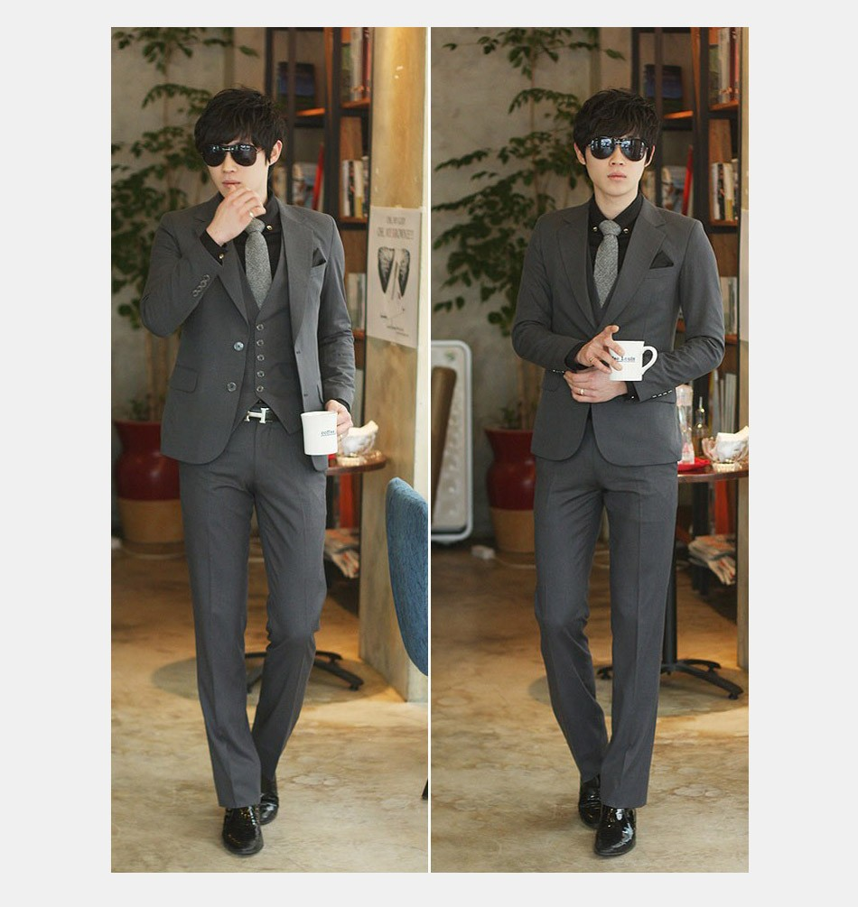 HTB10YN5KpXXXXX7XFXXq6xXFXXX9 - (Jacket+Pant+Tie) Luxury Men Wedding Suit Male Blazers Slim Fit Suits For Men Costume Business Formal Party Blue Classic Black