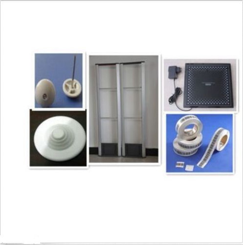 Store Security System Checkpoint + Soft Label +Deactivator+ Tag + Release(China (Mainland))