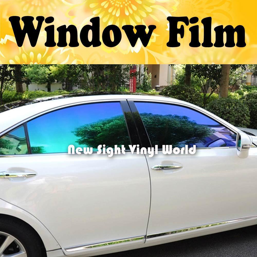 Защита от солнца для боковых стекол авто NewSight : 1.52 * 15