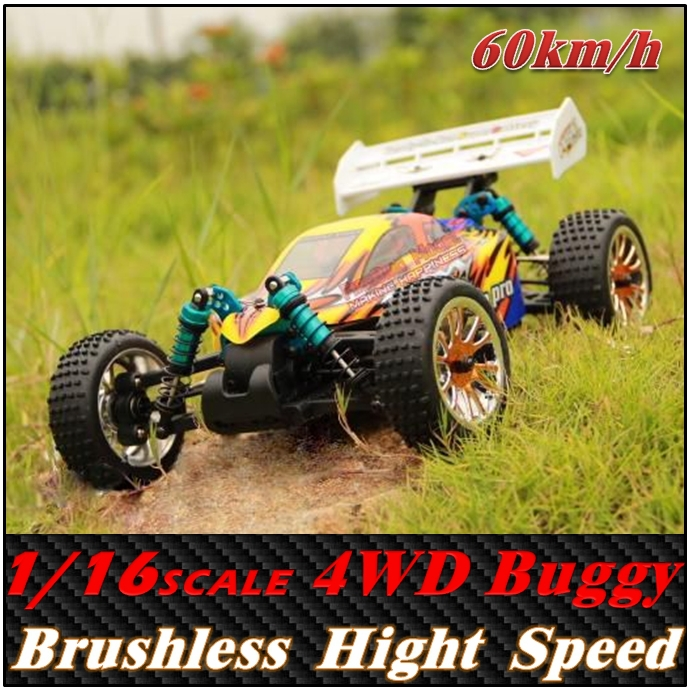HSP Troian-ST/GT45A 1/16 Scale High Speed 4WD off-Road Buggy , Electronic Rc Car toys ,Free shipping<br><br>Aliexpress