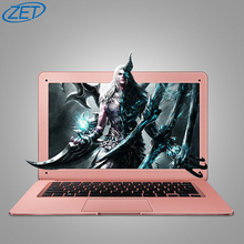 ZET 8GB RAM+500GB HDD Windows 7/10 System 1920X1080P FHD Ultrathin Laptop Notbook Computer Quad Core Up to 2.42 GHz for office