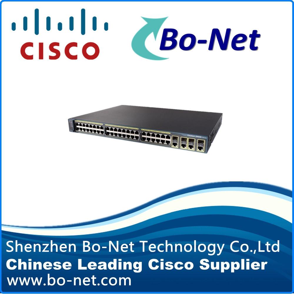 100% genuine CISCO switch WS-C2960G-48TC-L(China (Mainland))