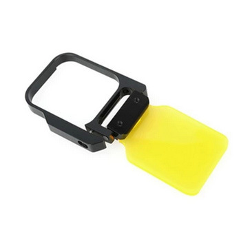 Polarizer Filter For Xiaomi Yi Polarizer Filter Gopro Hero 4 3 Professional Diving Accessories