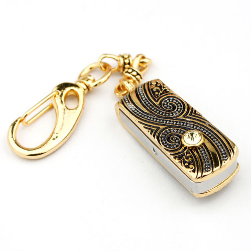 8gb exude rotating crystal usb flash drive 8gb fashion gift usb flash drive gift usb flash drive
