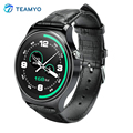 TEAMYO Bluetooth 4 0 Smart Watch GW01 Round Screen Sports Smartwatch Suppoer Heart Rate Pedometer Sync