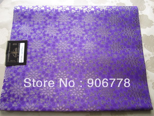 Purple Color  different designs sego gele headtie for wedding and party swiss mode and super jubilee hayes headtie