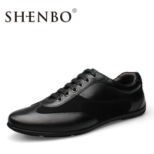 Fashion Style Genuine Leather Men Casual Shoes, 2016 New Arrive Leather Men Shoes, High Quality Brand Shoes For Men(China (Mainland))