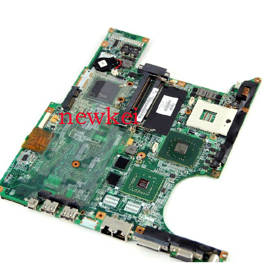 For HP dv6500 DV6000 laptop motherboard mainboard 434722-001 with 7200 graphics card and 2 video memory ,100% Test ok(China (Mainland))