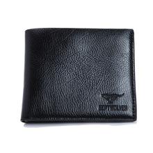 Brand Men Wallets High Quality PU Leather Casual Men's Wallet Short Design Bifold Male Purse Clutch Money Bag Card Holders