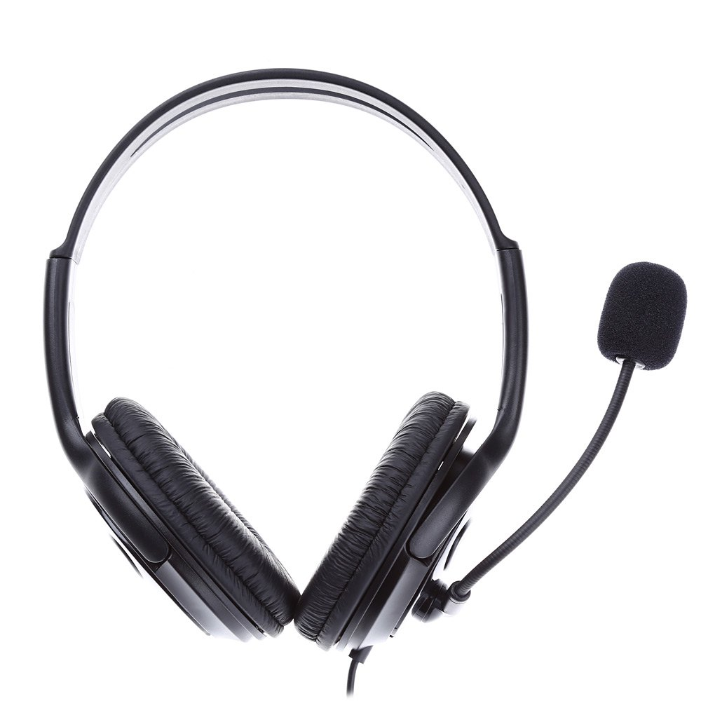 New Wired Headphone for Game Player Professional Gaming Headband Headset with 3.5mm with Microphone for Computer(China (Mainland))
