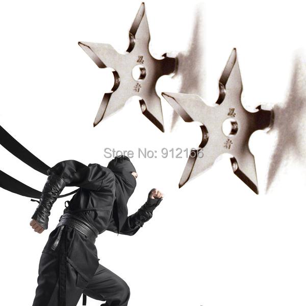 100pcs/lot Ninja Throwing Death Star Coat Hook / Ninja Star Coat Hook Fast shipping(China (Mainland))
