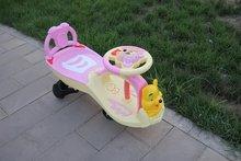 Бесплатная Доставка заводские оптовая детская коляска с музыкой бутик автомобиль качания новые дети поворот автомобиля трехколесный велосипед оптовая(China (Mainland))
