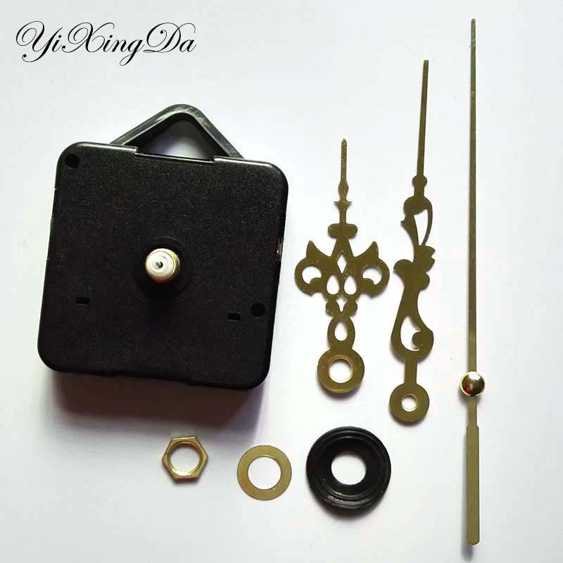 2016 Hot Sale High quality DIY Mechanism Clock Parts&accessories modern design Stitch/Quartz movement wall clock SKU20009(China (Mainland))