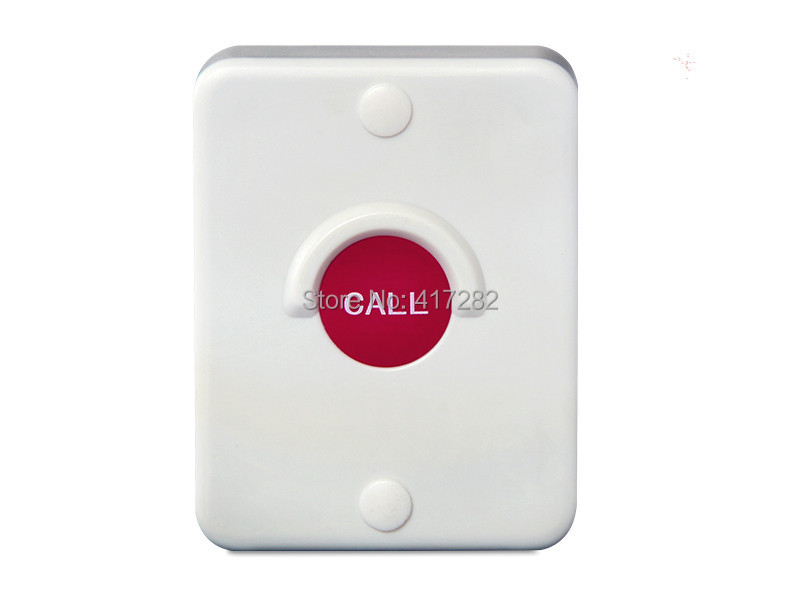 SINGCALL.Wireless Calling System,Red silica button,waterproof, sun-proof, dustproof, shockproof, One-button pager(APE510)(China (Mainland))