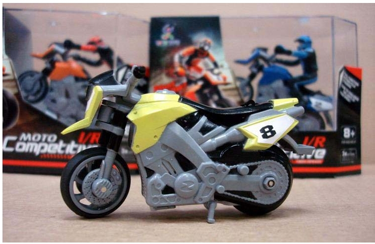 Speed mini remote control toy motorcycle with light and special effects, stunning special effects remote control motorcycle toy(China (Mainland))