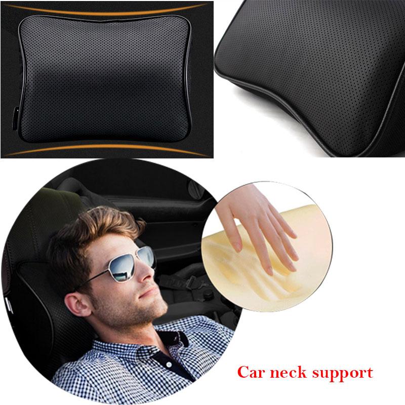 1pcs x Memory cotton nursing waist pillow Car Headrest Automotive supplies automotive interior Four Seasons General car pillow(China (Mainland))