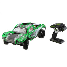 Electric 1/10th Scale Model YiKong Inspira E10SC 4WD Brushed Course RC Truck RTR remote control toys(China (Mainland))