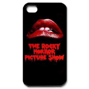 Free shipping Xinfan Store Rocky Horror Show HARD cell phone Case Cover for 4 4S 5 5S 5G 5C(China (Mainland))