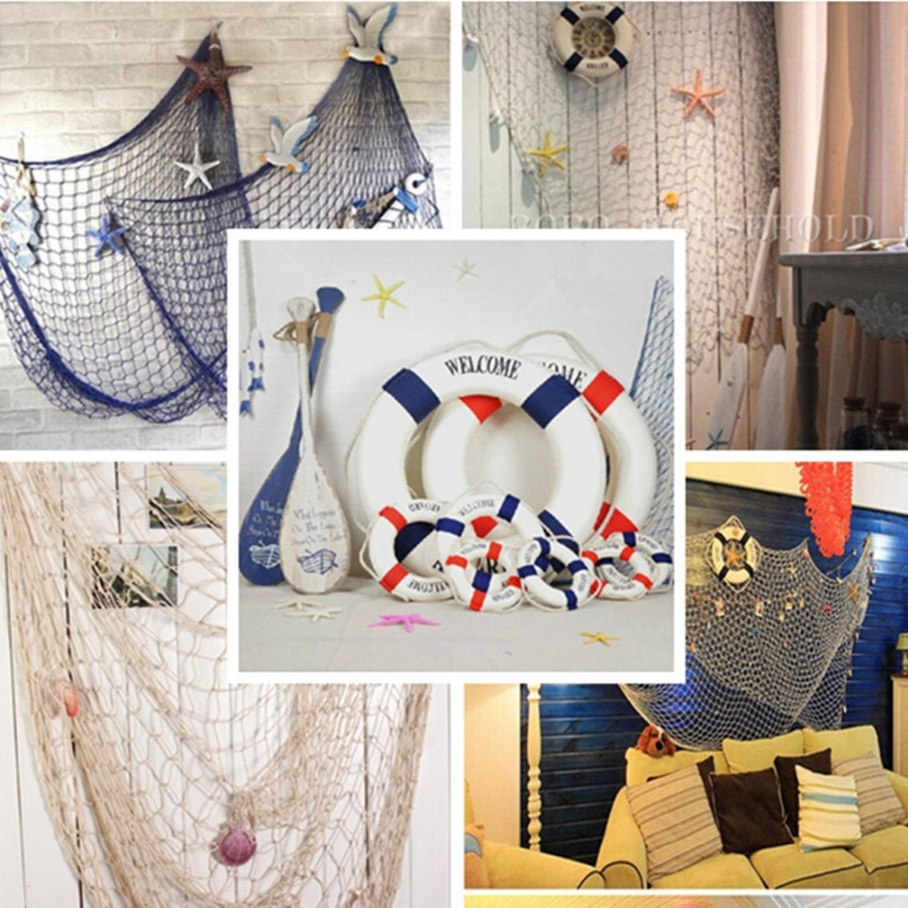 Decorative Fish Netting Decorating Kids Birthday Party Picture More Detailed Picture