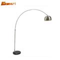Hghomeart Modern Fishing Floor Lamp 110 220V Marble Long Arm Modern Floor Lamps for Living Room