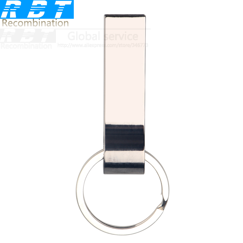 2016 RBT New Arrival Real Capacity Metal Loop 8GB 16GB 32GB Pen Drive Pendrive Usb Flash Drive For PC Free Shipping<br><br>Aliexpress