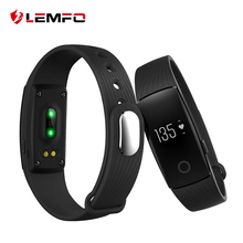LEMFO ID107 Smart Band Heart Rate Monitoring pedometer Sport Wristband bracelet Fitness Tracker for iPhone Samsung Xiaomi Phone(China (Mainland))