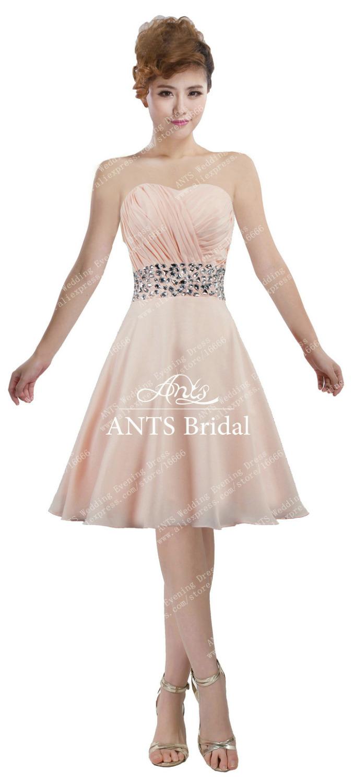 Short Corset Prom Dresses