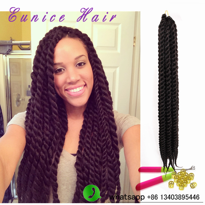 Crochet Hair Janet Collection : Kanekalon Havana Twist Crochet Braids Hair Janet Collection Noir ...